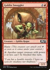 Goblin Smuggler, Magic, Core Set 2020