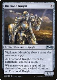 Diamond Knight, Magic: The Gathering, Core Set 2020