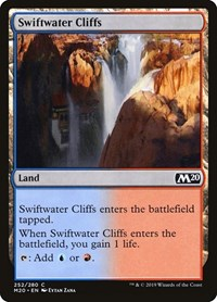 Swiftwater Cliffs, Magic: The Gathering, Core Set 2020
