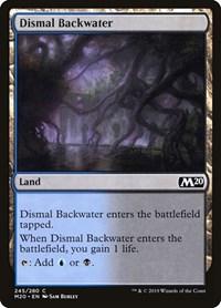 Dismal Backwater, Magic: The Gathering, Core Set 2020
