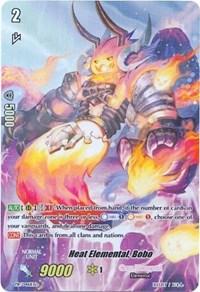 Heat Elemental, Bobo (Premium Collection 2019), Cardfight Vanguard, Promo Cards