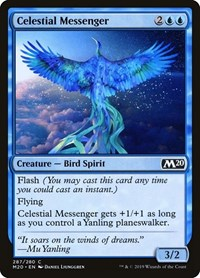Celestial Messenger, Magic, Core Set 2020