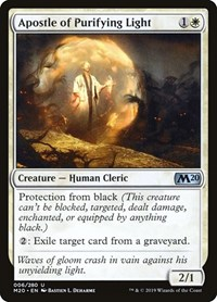 Apostle of Purifying Light, Magic: The Gathering, Core Set 2020