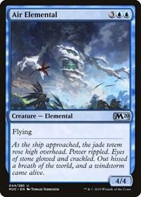 Air Elemental, Magic: The Gathering, Core Set 2020