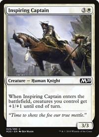 Inspiring Captain, Magic: The Gathering, Core Set 2020