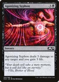 Agonizing Syphon, Magic: The Gathering, Core Set 2020