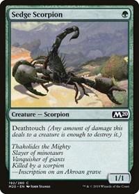 Sedge Scorpion, Magic, Core Set 2020