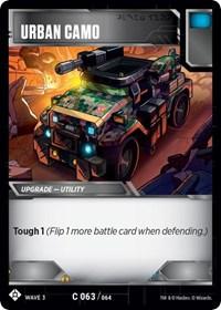 Urban Camo, Transformers TCG, War for Cybertron: Siege I