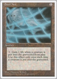 Soul Net, Magic: The Gathering, Fourth Edition
