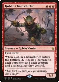 Goblin Chainwhirler, Magic: The Gathering, Promo Pack: Core Set 2020