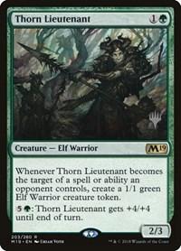 Thorn Lieutenant, Magic: The Gathering, Promo Pack: Core Set 2020