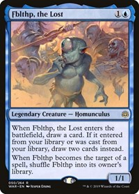 Fblthp, the Lost, Magic: The Gathering, Promo Pack: Core Set 2020