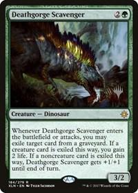 Deathgorge Scavenger, Magic: The Gathering, Promo Pack: Core Set 2020