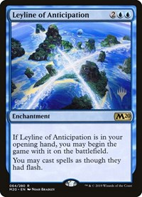 Leyline of Anticipation, Magic: The Gathering, Promo Pack: Core Set 2020
