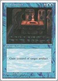 Steal Artifact, Magic: The Gathering, Fourth Edition