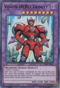 Vision HERO Trinity, YuGiOh, Battles of Legend: Hero's Revenge