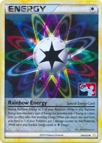 Rainbow Energy - 104/123 (League Promo), Pokemon, League & Championship Cards