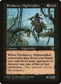 Predatory Nightstalker, Magic: The Gathering, Portal Second Age