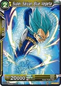 Super Saiyan Blue Vegeta, Dragon Ball Super CCG, Assault of the Saiyans