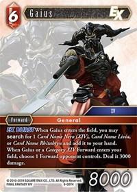 Ifrita Non-Foil Hero NM Opus IX 9-002H Final Fantasy TCG