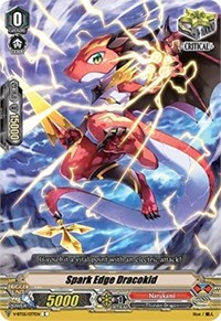 Spark Edge Dracokid, Cardfight Vanguard, Aerial Steed Liberation