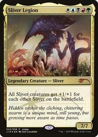 Sliver Legion, Magic: The Gathering, Judge Promos