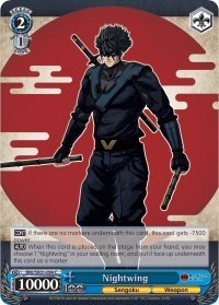 Nightwing Batman Ninja Weiss Schwarz Online Gaming Store For Cards Miniatures Singles Packs Booster Boxes