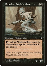 Prowling Nightstalker, Magic, Portal Second Age