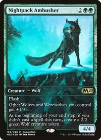 Nightpack Ambusher (2019 Convention Exclusive) (Foil)