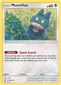 Munchlax, Pokemon, SM - Unified Minds