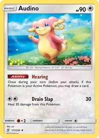 Audino, Pokemon, SM - Unified Minds