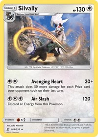Silvally, Pokemon, SM - Unified Minds