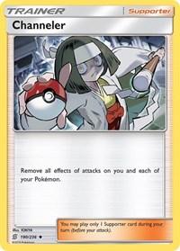 Channeler, Pokemon, SM - Unified Minds