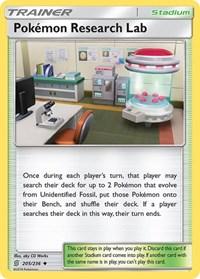Pokemon Research Lab, Pokemon, SM - Unified Minds