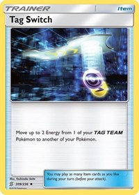 Tag Switch, Pokemon, SM - Unified Minds