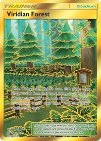 Viridian Forest (Secret), Pokemon, SM - Unified Minds
