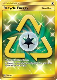 Recycle Energy (Secret), Pokemon, SM - Unified Minds