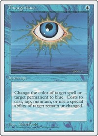 Thoughtlace, Magic: The Gathering, Fourth Edition