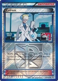 Colress (League Promo), Pokemon, League & Championship Cards