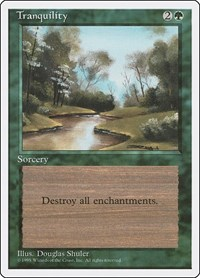 Tranquility, Magic: The Gathering, Fourth Edition