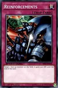 Reinforcements, YuGiOh, Speed Duel Decks: Ultimate Predators