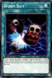 Worm Bait, YuGiOh, Speed Duel Decks: Ultimate Predators