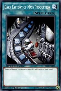 Dark Factory of Mass Production, YuGiOh, Speed Duel Decks: Ultimate Predators