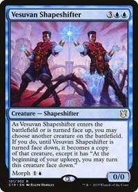 Vesuvan Shapeshifter, Magic: The Gathering, Commander 2019