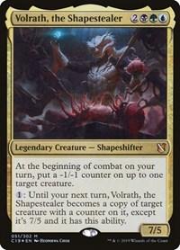 Volrath, the Shapestealer, Magic, Commander 2019