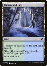 Thornwood Falls, Magic: The Gathering, Commander 2019
