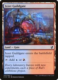 Izzet Guildgate, Magic: The Gathering, Commander 2019