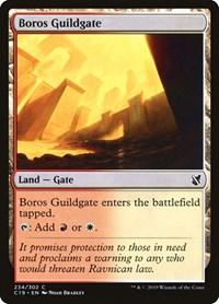 Boros Guildgate, Magic: The Gathering, Commander 2019