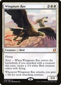 Wingmate Roc, Magic: The Gathering, Commander 2019