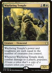 Wayfaring Temple, Magic, Commander 2019
